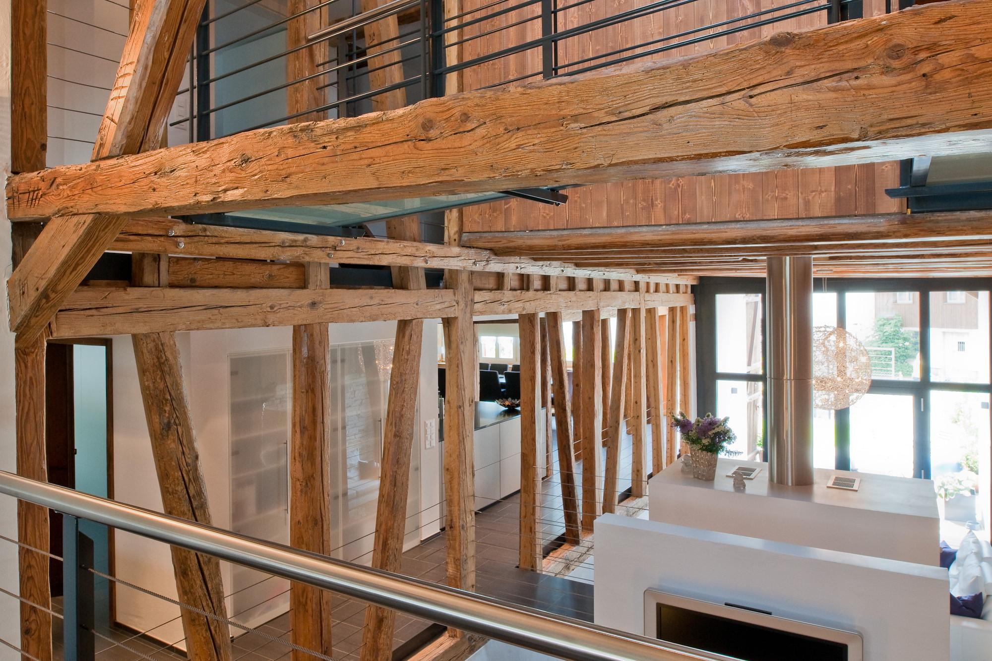 umbau z rich umbau bauernhaus volketswil. Black Bedroom Furniture Sets. Home Design Ideas